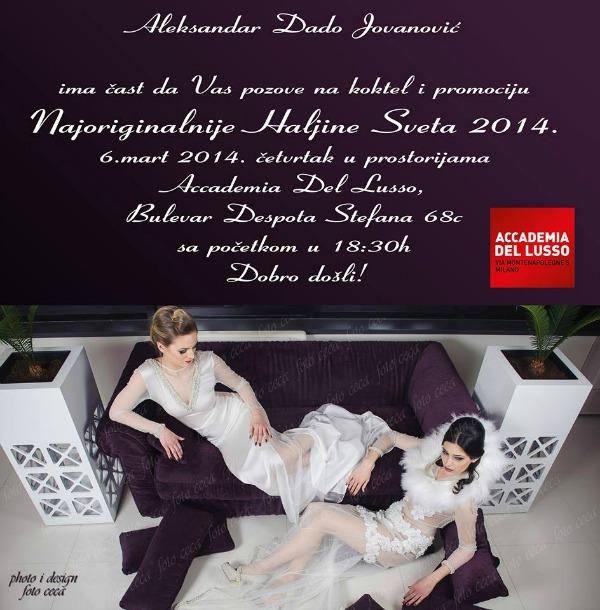 410 Izbor za najoriginalniju haljinu sveta 2014. godine