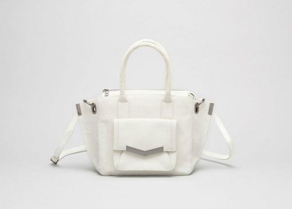 451 Raskoš boja zameni torbom u beloj boji