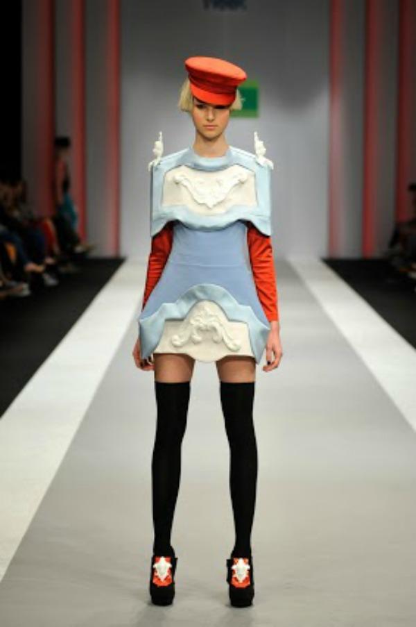 5 Ana Ljubinkovic Treće veče Perwoll Fashion Weeka