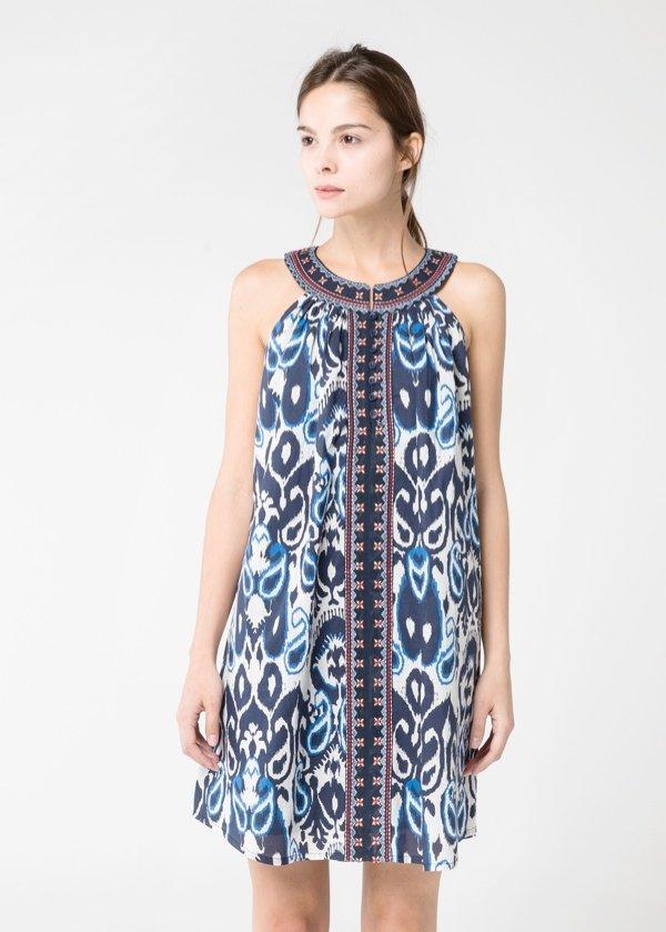 600x839xmango paisley dress.jpg.pagespeed.ic .2Q6CCB48Z7 Haljine koje volimo: Lepršavo, lepršavije