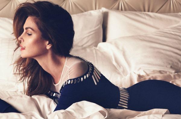 "721 ""Harpers Bazaar Russia"": Super glamurozna Sindi Kraford"