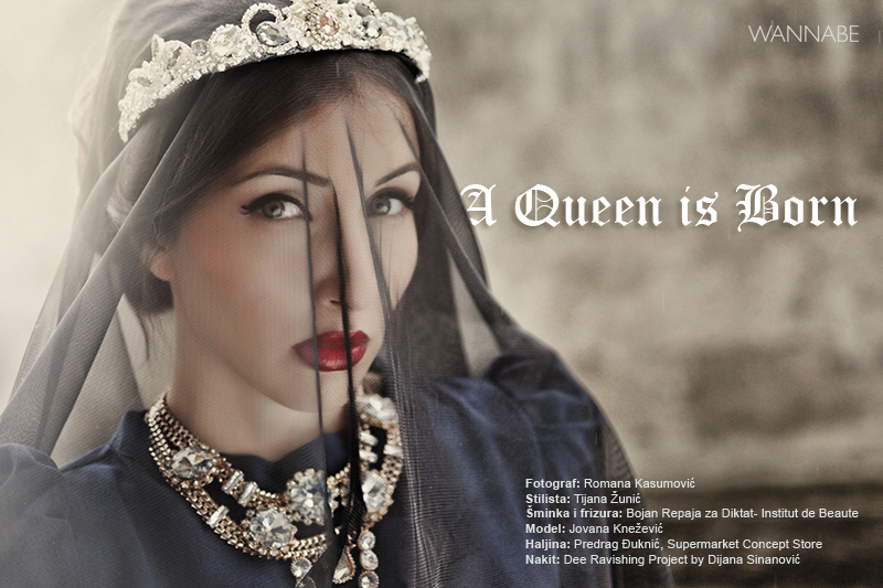 800 px no0 Wannabe editorijal: A Queen is Born