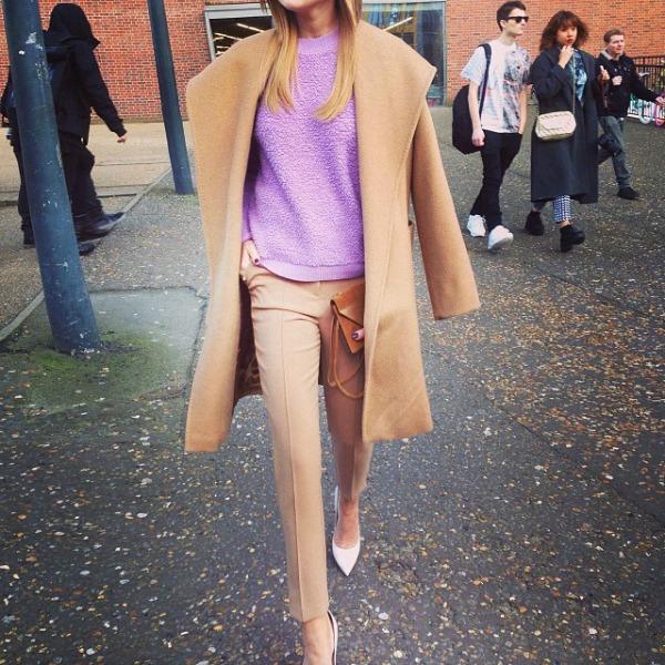91 Samo neki od razloga zašto treba zapratiti modne blogerke na Instagramu