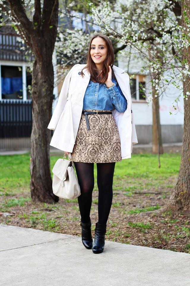 A few days ago Cipelica Stiklica1 Modne blogerke: Najbolji modni stil nedelje