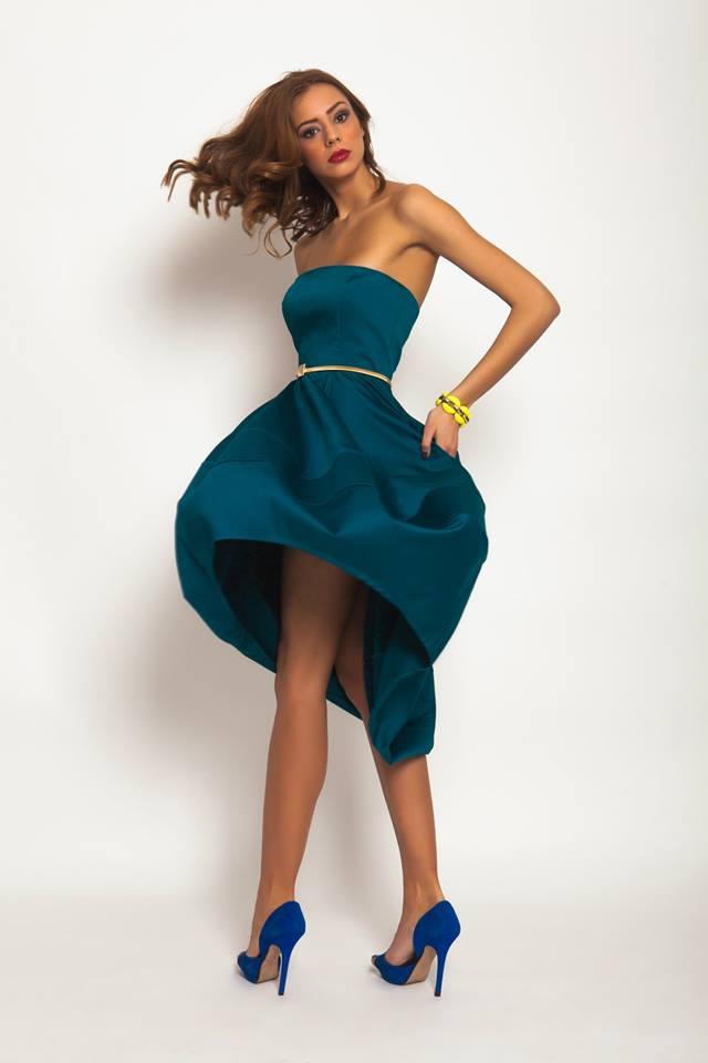 Aleksandra Lalic za Modle haljina Supermarket: Humanitarna modna revija