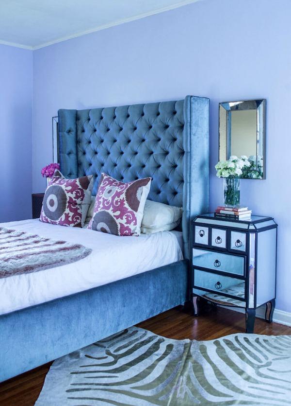 Ami Song spavaca soba Zavodljiv enterijer doma poznate blogerke: Ejmi Sung