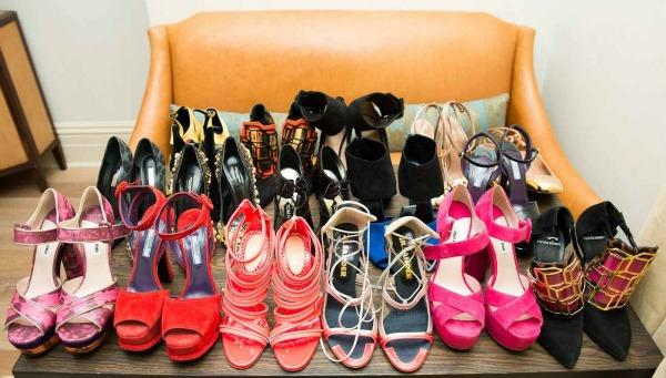 Ana Delo Ruso cipele  Legendarna modna ikona kakvu do sada niste videli: Ana Delo Ruso