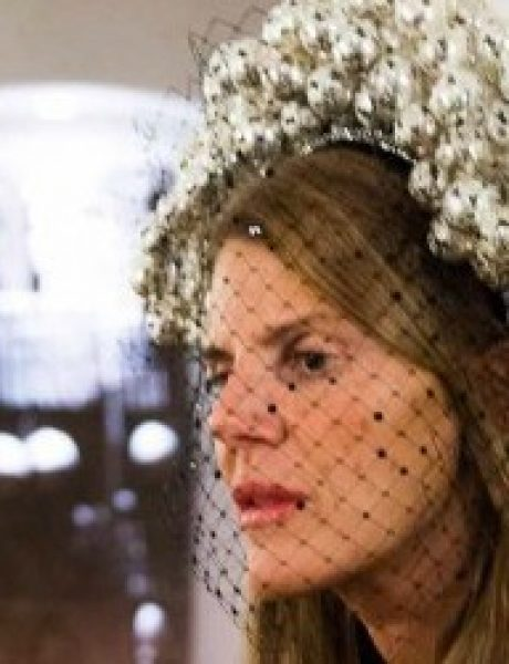 Legendarna modna ikona kakvu do sada niste videli: Ana Delo Ruso