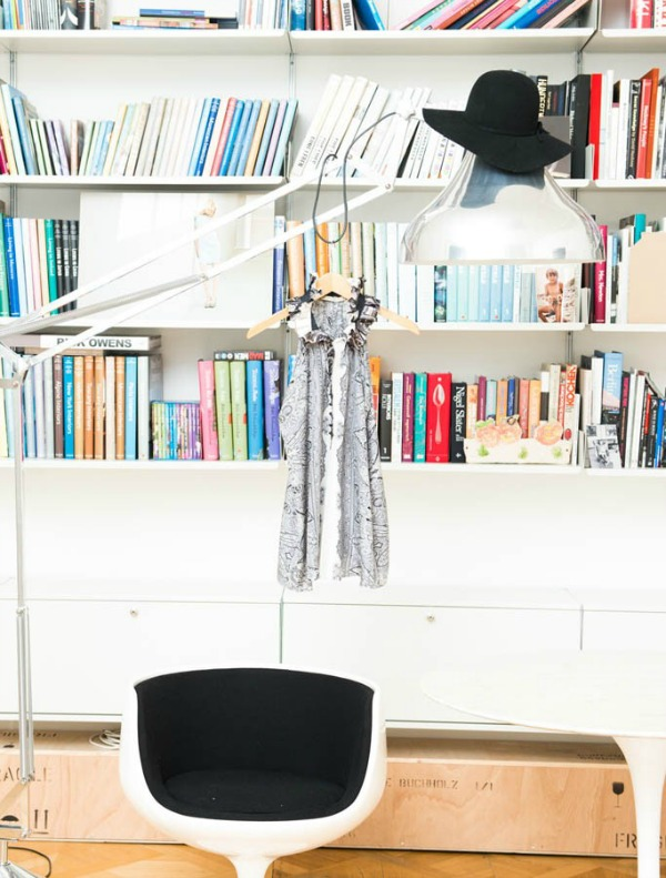 Andjelika Tasen lampa  U njenom domu: Anđelika Tašen