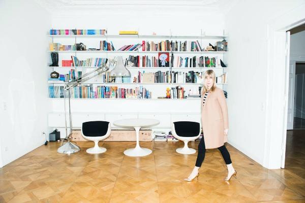 Andjelika Tasen radna soba U njenom domu: Anđelika Tašen