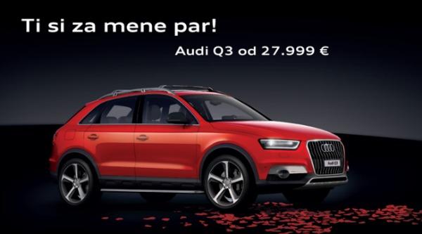 Audi Da li volite svoj auto više ako imate nadimak za njega?