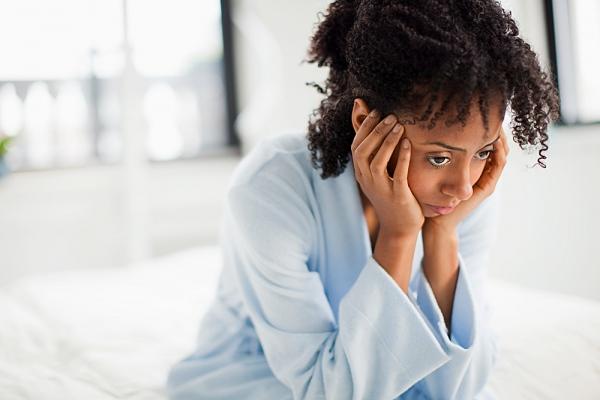 Black Woman Depressed1 Rekli su vam ne? Iskoristite to!