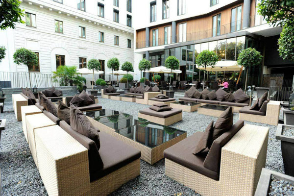 Bulgari Hotel in Milan 17 Samo za ljubitelje elegancije: Bvlgari hotel u Milanu