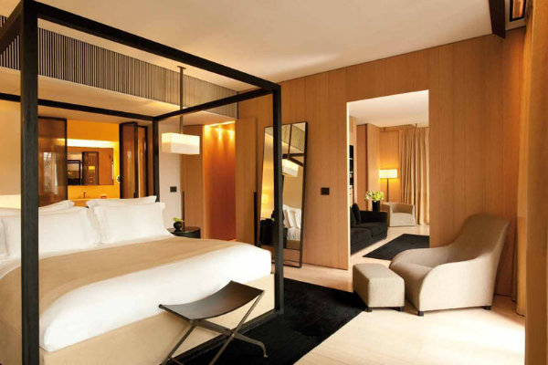 Bulgari Hotel in Milan 6 Samo za ljubitelje elegancije: Bvlgari hotel u Milanu