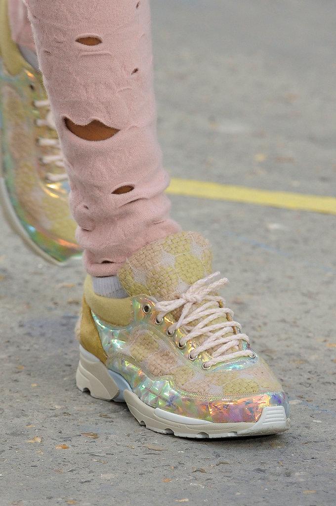 Chanel Fall 2014 2 Patike Chanel: Kreativno i šareno