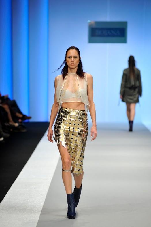 DJT8622 Bojana Jovanovic 35. Perwoll Fashion Week: Drugo veče
