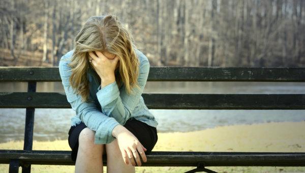 Depressed on a Bench Pet stvari koje vode ka depresiji