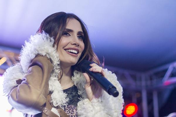 Emina u Nišu Forum koncert Emine Jahović u Nišu