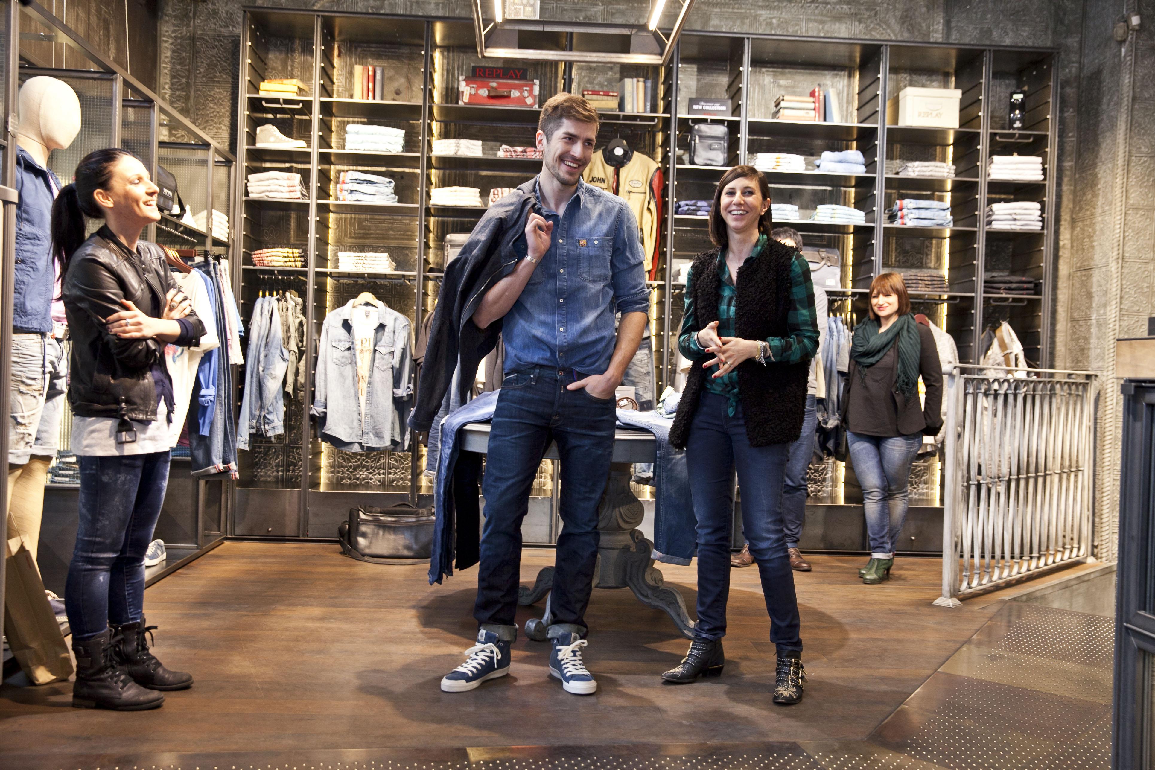 FC Barcelona capsoule collection Predstavljene najnovije Replay tendencije u džinsu