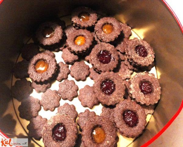 Gotovi kolacici1 Ukusne poslastice: Brzi kolačići bez brašna