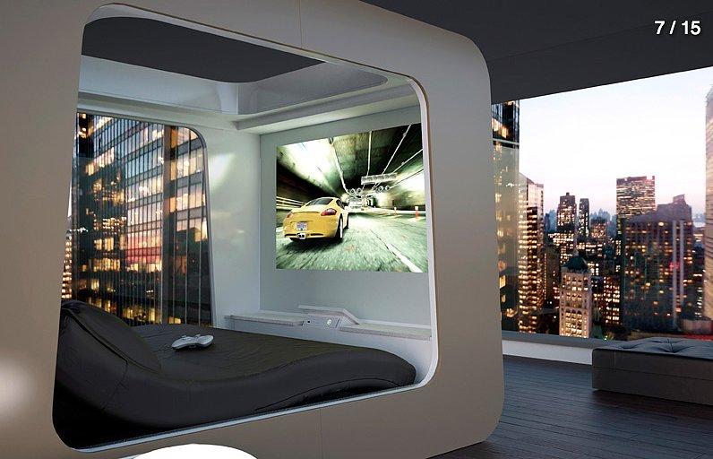 Home Theater Bed High Tech kreveti: Potreba ili preteranost?
