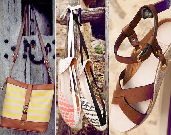 Hoss Intropia spring summer 2014 shoes and accessories3 Hoss Intropia: Cipele i aksesoari za poželeti