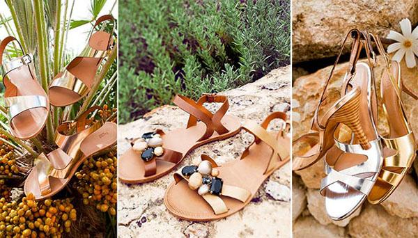 Hoss Intropia spring summer 2014 shoes and accessories6 Hoss Intropia: Cipele i aksesoari za poželeti