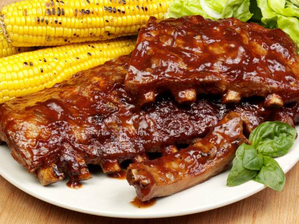 How Do You BBQ Ribs Ako ste na dejtu, nemojte ovo da jedete