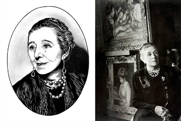 Jeanne Lanvin 1930 Dva veka, deset modnih kodova, jedno ime: Lanvin! (1. deo)