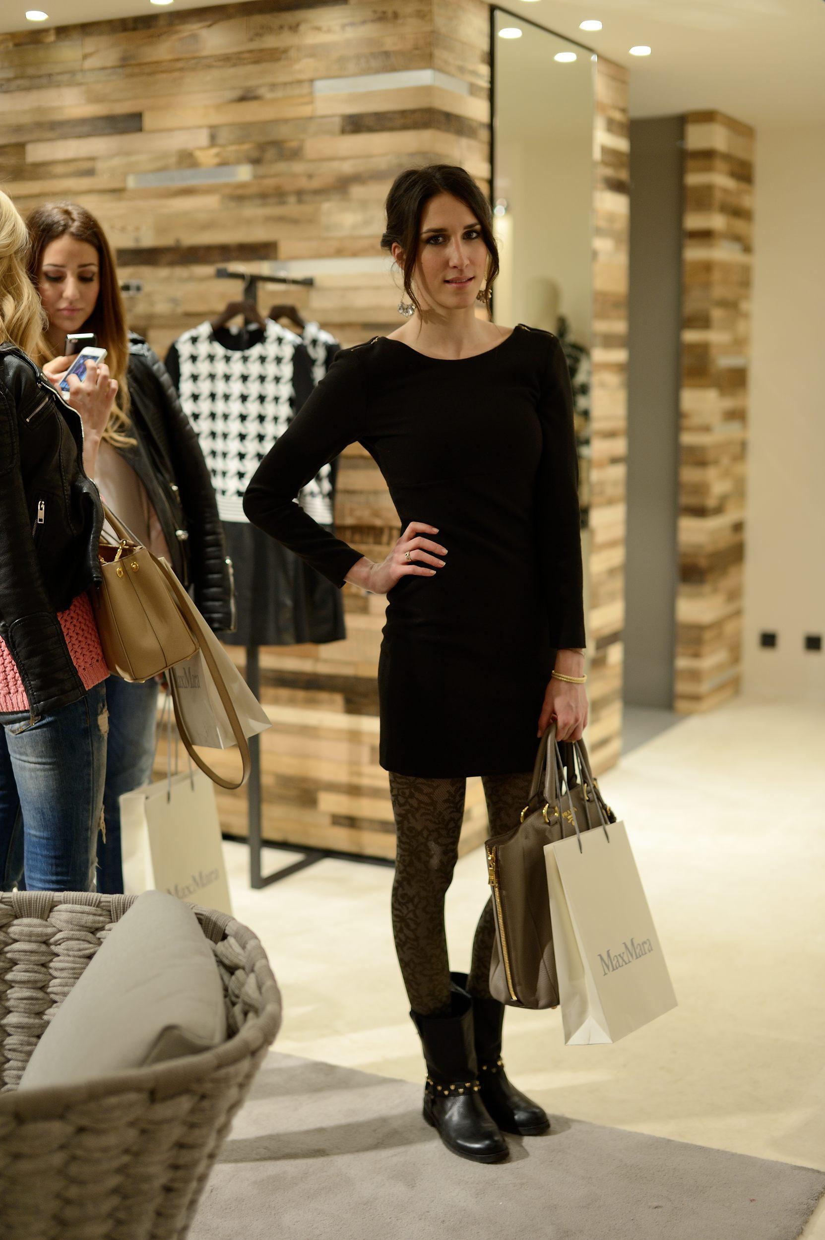 Jelisaveta Orasanin 2 Max Mara: Ovako je bilo na otvaranju nove prodavnice
