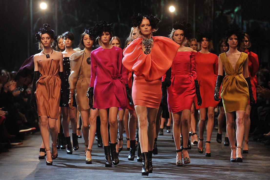 Jesen 2011 karneri Dva veka, deset modnih kodova, jedno ime: Lanvin! (2. deo)