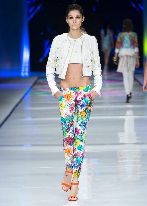 Just Cavalli SS14 Womenswear Collection 42 Smela Cavalli kolekcija za proleće/leto