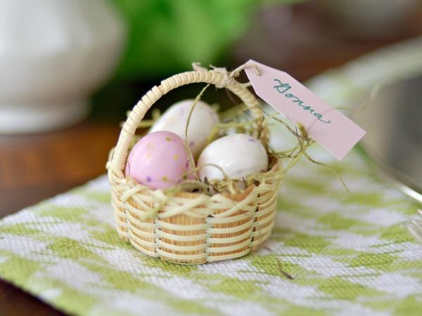 Korpica sa jajima  Proleće na stolu