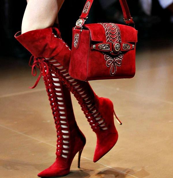 MOD Komplet Versace Modna opsesija dana: Komplet Versace