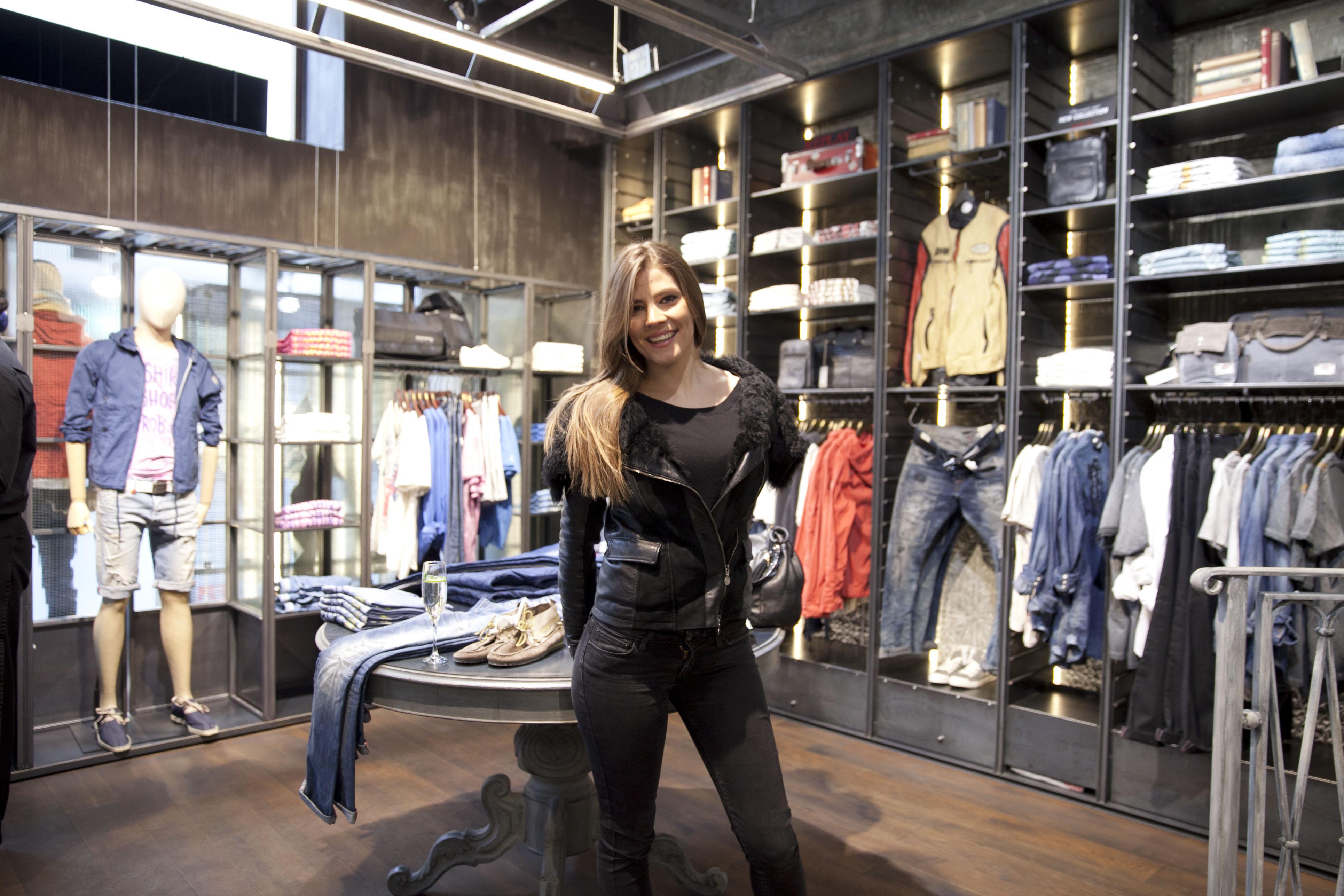 Marina Kotevski Predstavljene najnovije Replay tendencije u džinsu