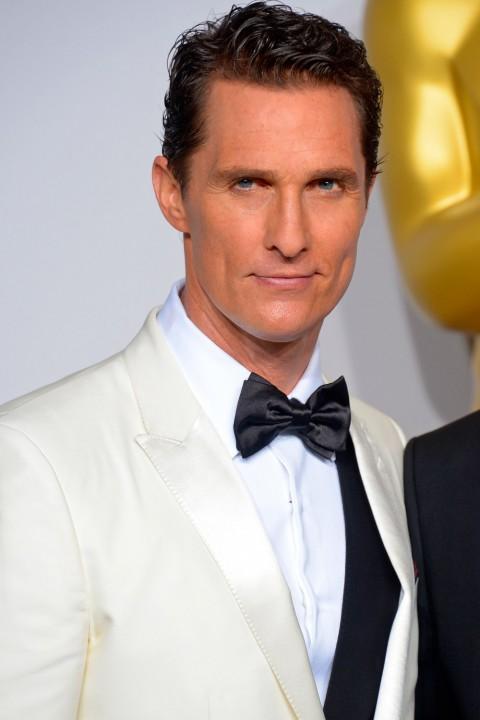 Matthew McConaughey Oscars 2014 I Oskar odlazi u ruke...