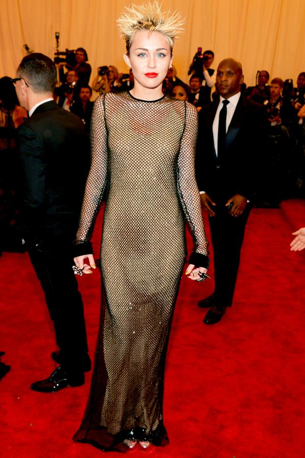Miley Cyrus punk style 10 haljina: Majli Sajrus