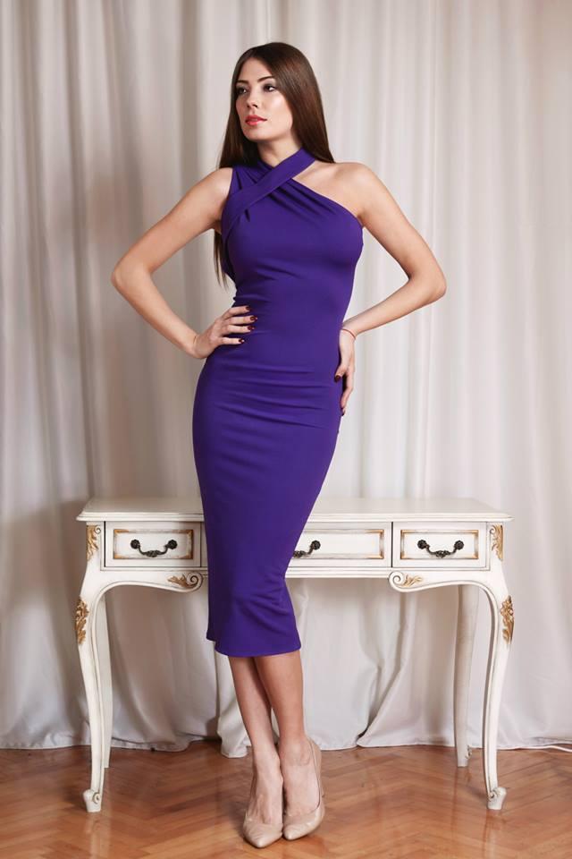 Milica Opacic haljina Supermarket: Humanitarna modna revija