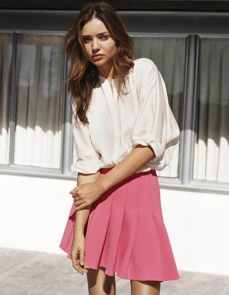 Miranda Kerr HM Spring 2014 Campaign 2 H&M: Proleće počinje sa Mirandom