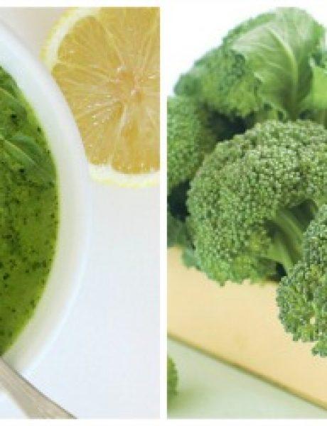 Detoks namirnica Gvinet Paltrou: Supa od brokolija i rukole