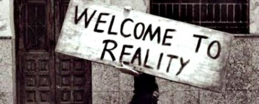 Pet koraka u kreiranju stvarnosti