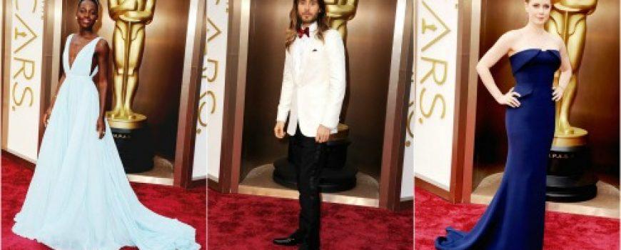 Red Carpet: Oskar 2014.