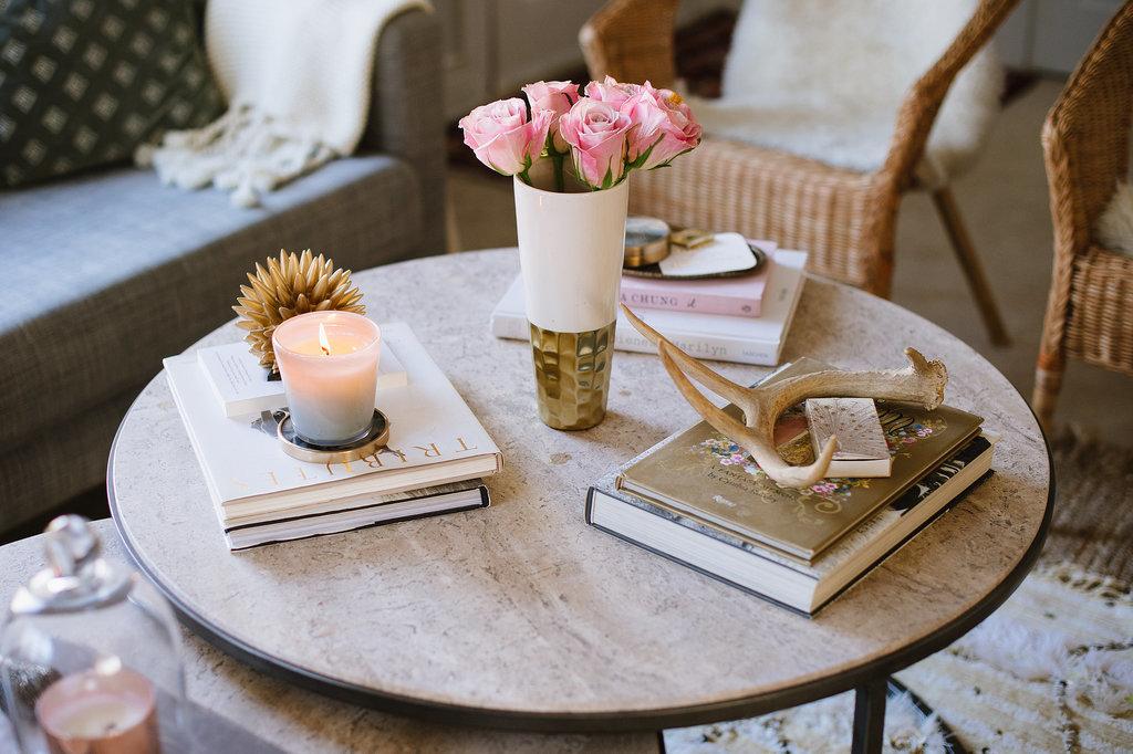 Nesting coffee tables perfect entertaining Ketlin Moran: Stan jedne urednice