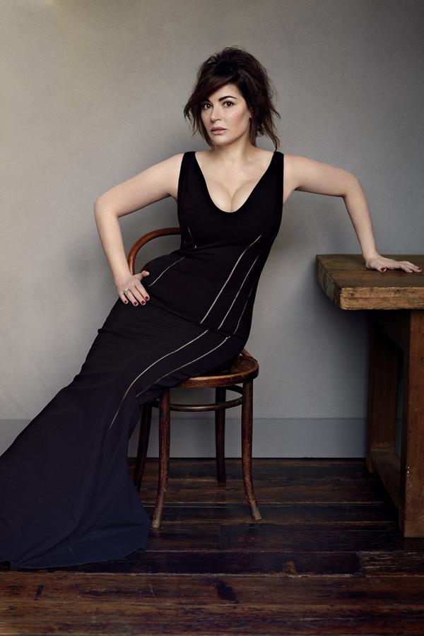 Nigella lawson vogue apr14 mag b Najdžela na naslovnici magazina Vogue
