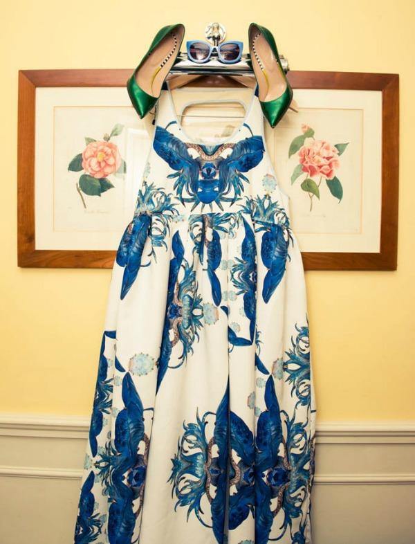 Nikol Vorn haljina  U njenom garderoberu: Nikol Vorn