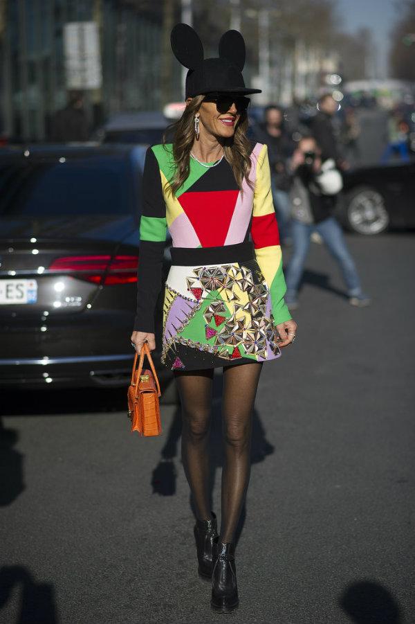 PFW Street Style Day Six 1 Kako izgledaju posetioci Nedelje mode u Parizu