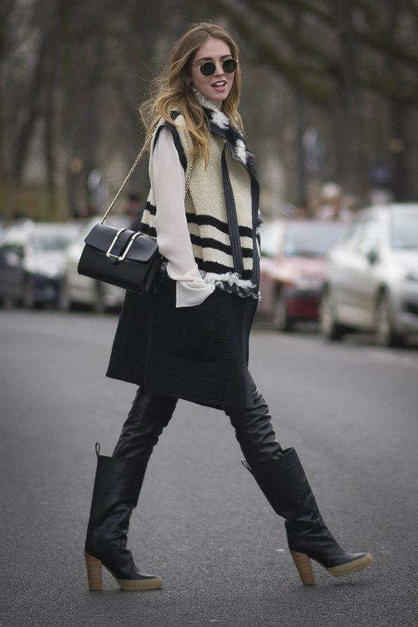 PFW Street Style Day Six 2 Kako izgledaju posetioci Nedelje mode u Parizu