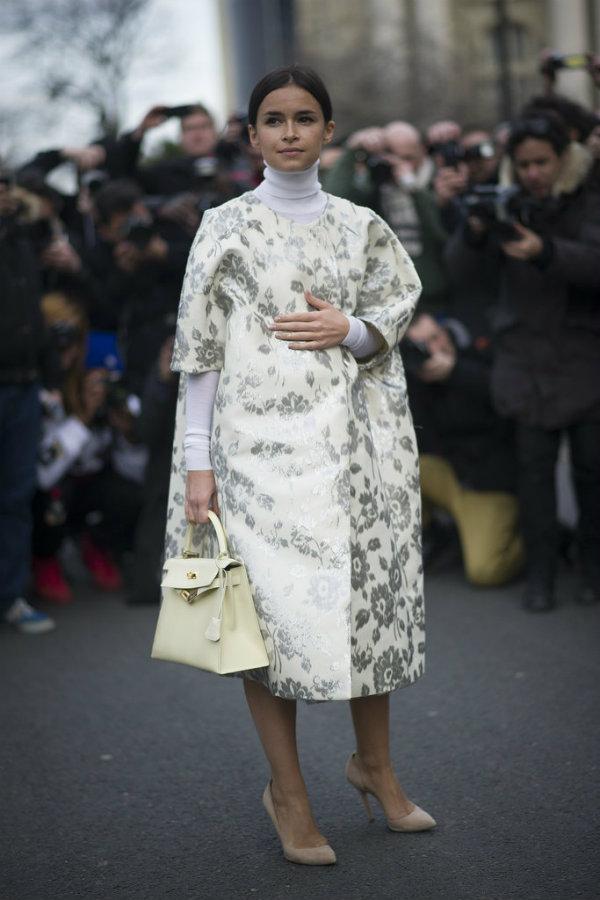 PFW Street Style Day Six 3 Kako izgledaju posetioci Nedelje mode u Parizu