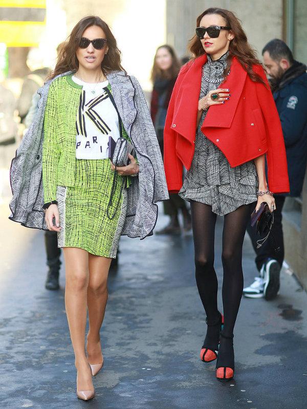 PFW Street Style Day Six 51 Kako izgledaju posetioci Nedelje mode u Parizu