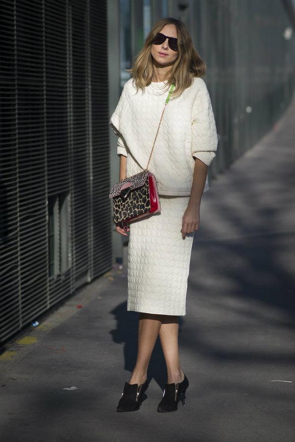 PFW Street Style Day Six Kako izgledaju posetioci Nedelje mode u Parizu